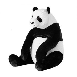 Panda Soft Toy for kids - IKEA UAE