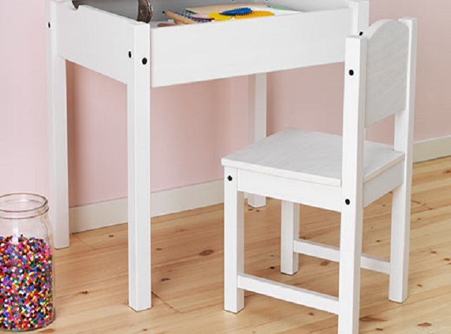 How To Choose The Right Study Table For Your Children Room Ikea