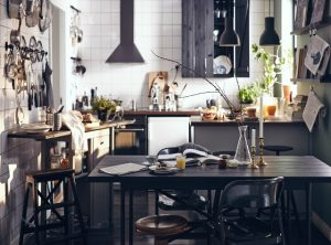 Have a kitchen with a look you've always wanted