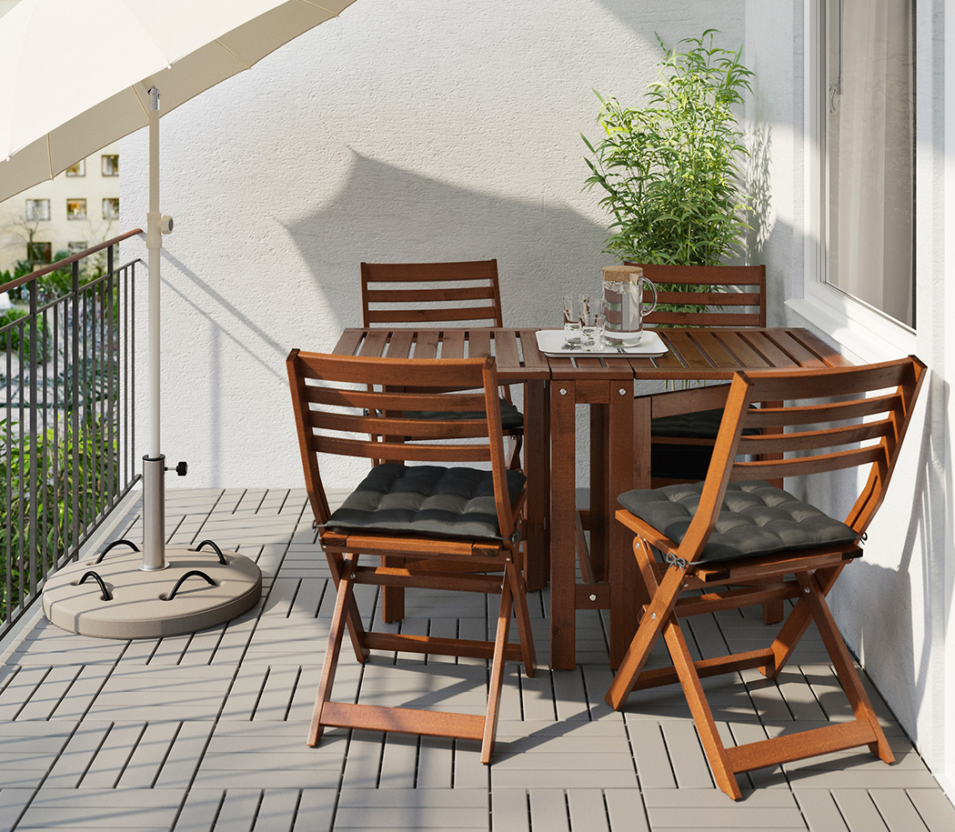 5 types of chairs that will change the look of your home for Sillas de exterior ikea