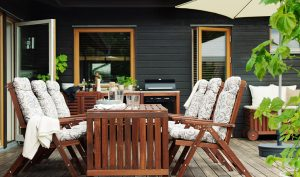 Does your outdoor furniture pass muster for the summer?