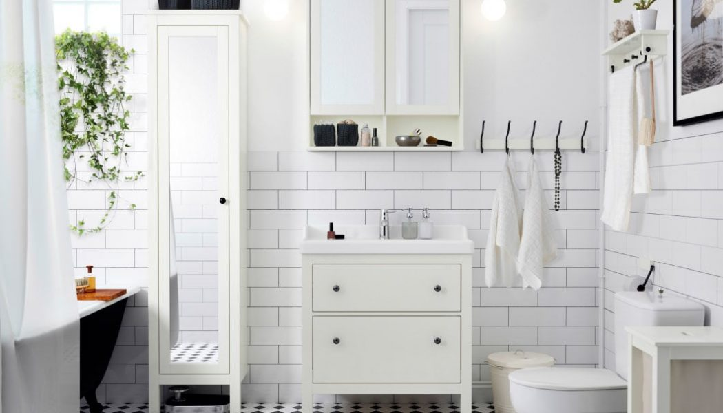 Windowless Bathroom Ideas - IKEA UAE