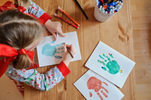 Card Making Ideas for Kids - IKEA UAE