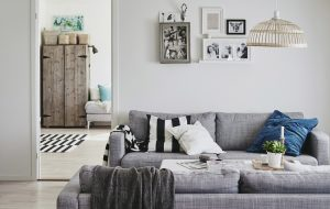 Living Room Colour Schemes - IKEA UAE